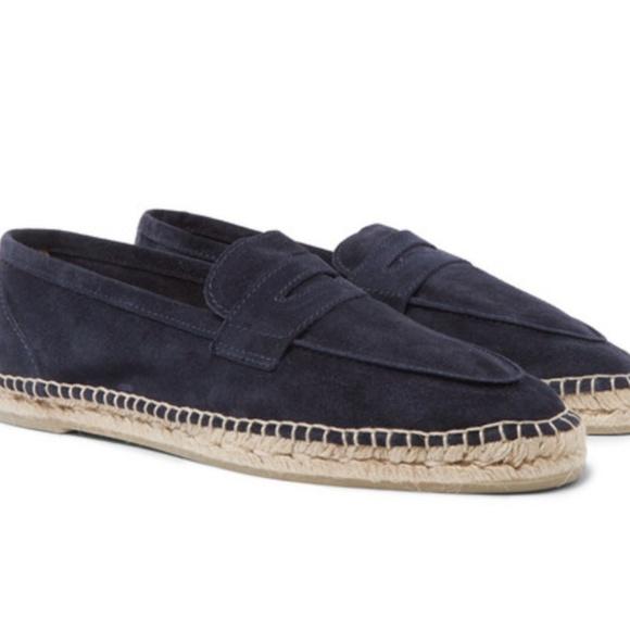242fd8545 CASTAÑER Shoes | Castaer Nacho Suede Espadrilles | Poshmark